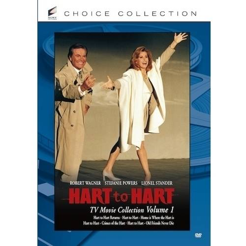 Hart To Hart: TV Movie Collection, Vol. 1