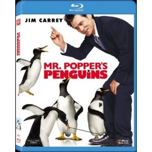 Mr. Popper's Penguins (Blu-ray) (Widescreen)