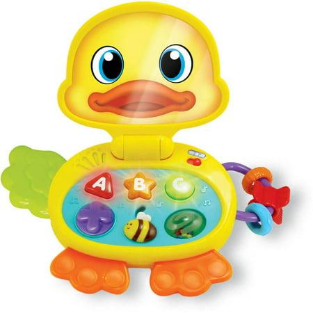 Brilliant Beginnings Flip Duck Learning (Toddler Computer Learning)