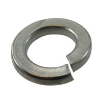 8 mm Stainless Steel Metric Split Lock Washers (Box of 100)