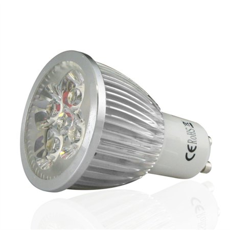 4 x GU10 3W 4W 5W 6W 9W LED SMD Spot Light Bulbs Day/Warm White High Power - image 4 of 8
