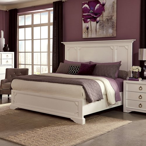 Donny Osmond Home Furiani Panel Bed