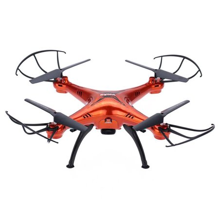 Syma X5sc X5sc 1 4Ch 2 4G 6 Axis Rc Drone  2 0Mp Hd Camera Orange