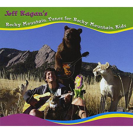 Jeff Kagan - Rocky Mountain Tunes for Rocky Mountain Kids