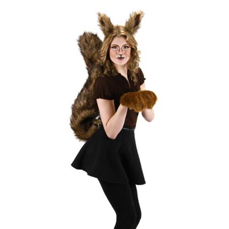 Deluxe Adult Costume Squirrel Ears - Cow Costume Ears