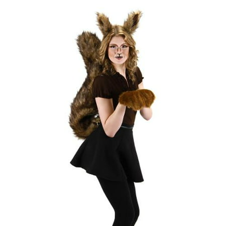 Deluxe Adult Costume Squirrel Ears - Fox Ear Costume
