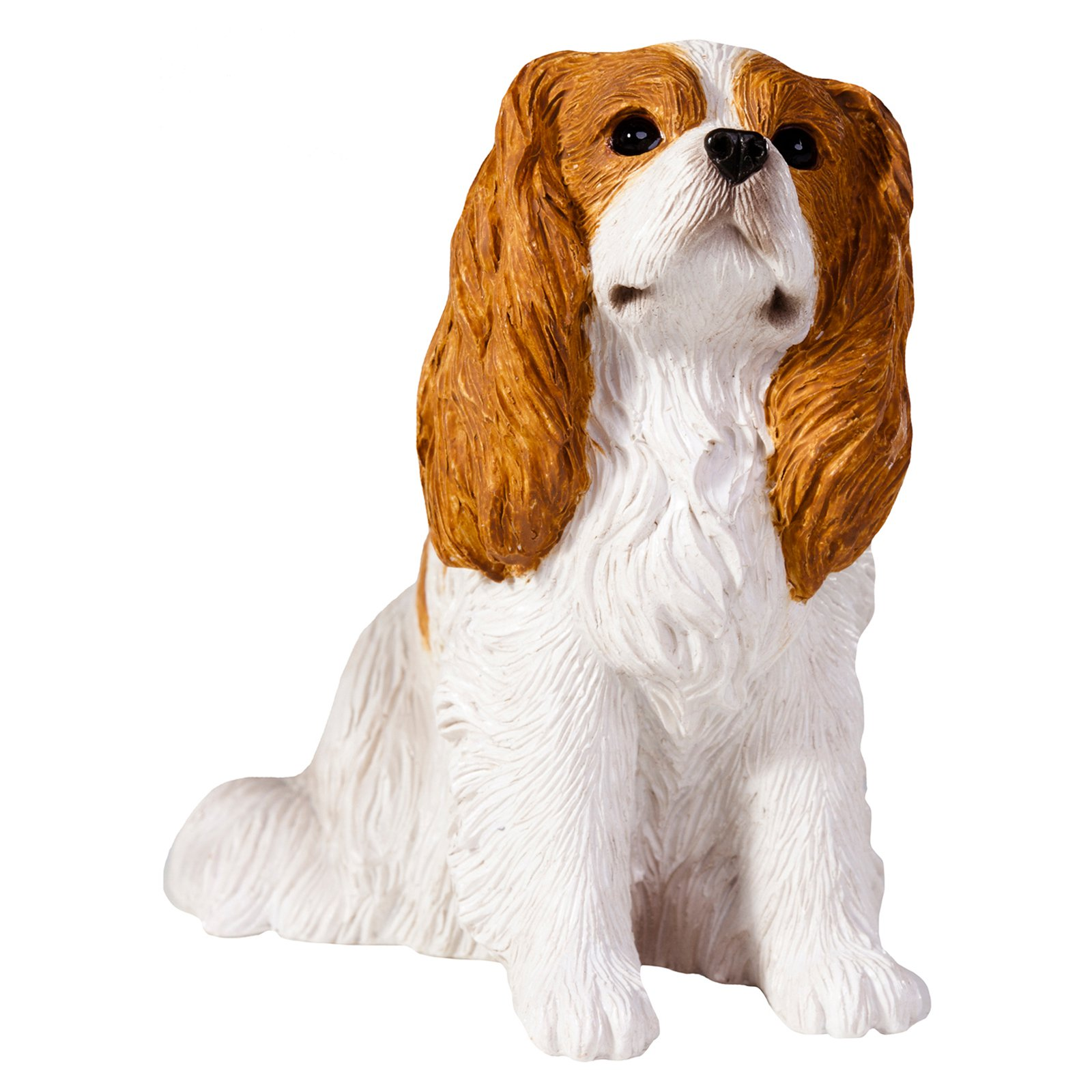 Sandicast Small Size Blenheim Cavalier King Charles Sculpture