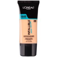 L'Oreal Paris Infallible Pro-Glow Foundation, 1 fl. oz.