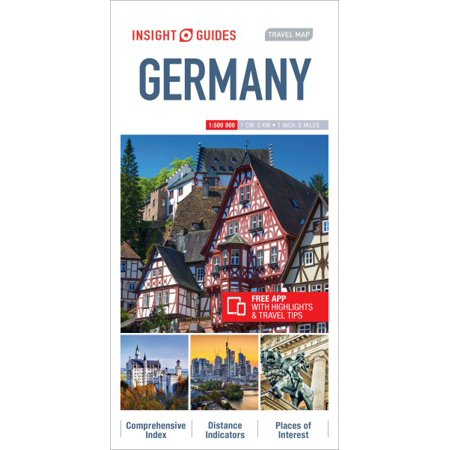 insight travel map germany