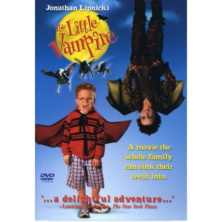 The Little Vampire (DVD) - Jim Murphy Halloween