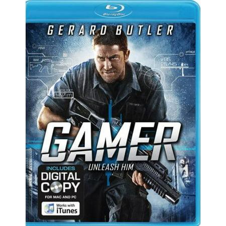 Gamer  Blu Ray   Digital Copy
