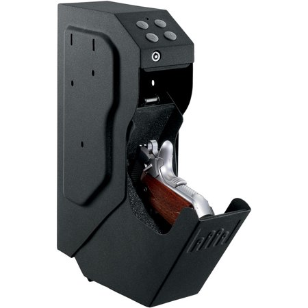 GunVault SpeedVault Digital Keypad Handgun Safe