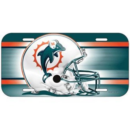 Miami Dolphins License Plate - image 1 of 1