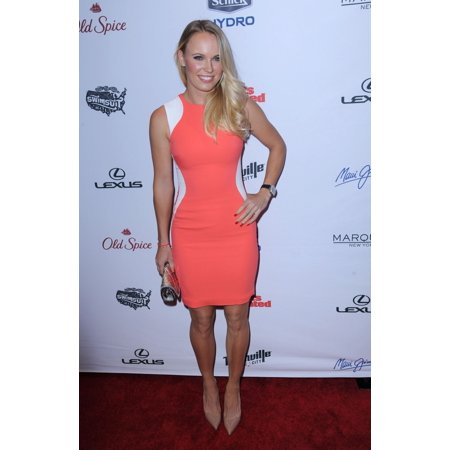 Caroline Wozniacki At A Public Appearance For 2015 Sports Illustrated Swimsuit Issue Swim City Fan Festival Celebration Marquee New York Ny February 10 2015 Photo By Kristin CallahanEverett - Marquee New York Halloween