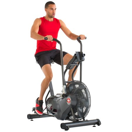 Schwinn Airdyne® AD6 with a Single-Stage Belt Drive & Infinite Levels of Resistance