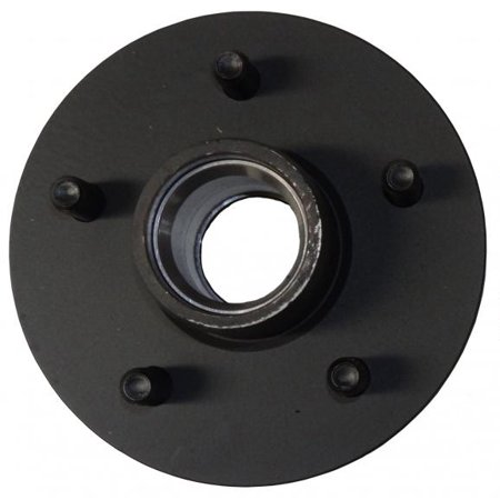 ConnX IHA545 Trailer Brake Hub Assembly  Without Drum (Idler Hub); 5 x 4.5 Bolt Pattern; Single - image 1 de 1