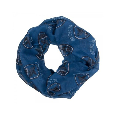 Harry Potter Hogwarts House Ravenclaw Viscose Scarf](Harry Potter Infinity Scarf)