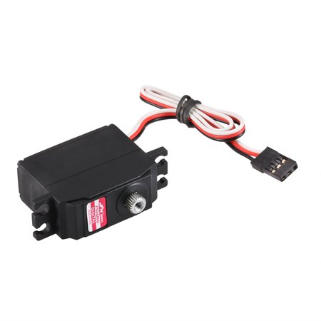 JX PDI-2504MG 25g Metal Gear Digital Coreless Servo for RC 450 500 Helicopter Fixed-wing Airplane - image 4 of 7