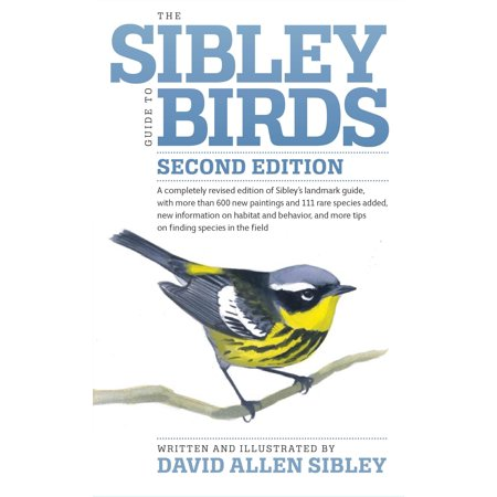 - The Sibley Guide to Birds, Second Edition