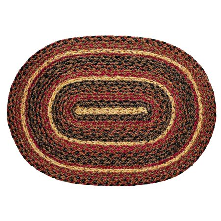 Montana Braided Placemat, 13in. x 19in.