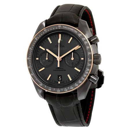 (Omega Speedmaster Moonwatch Chronograph Automatic Black Dial Mens Watch 311.63.44.51.06.001)