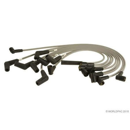Eurospare W0133-1621394 Spark Plug Wire Set for Land Rover Models (Range Rover Spark Plug Wires)
