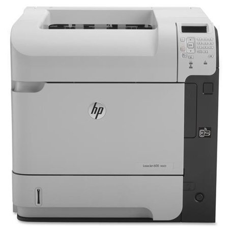 CE994A HP LaserJet 600 M603N Laser Printer - Monochrome - 1200 x 1200 dpi Print - Plain Paper Print - Desktop - 62 ppm Mono Print - 600 sheets Input - Manual Duplex Print - LCD - Gigabit Ethernet - US