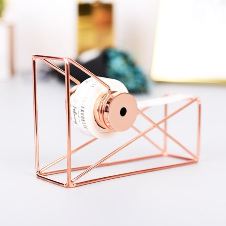 Creative Stationery Metal tape Holder Tape Cutter Of Life Office Tape Dispenser