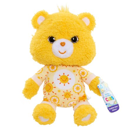 Care Bear Cubs Bean Plush - Finshine Bear