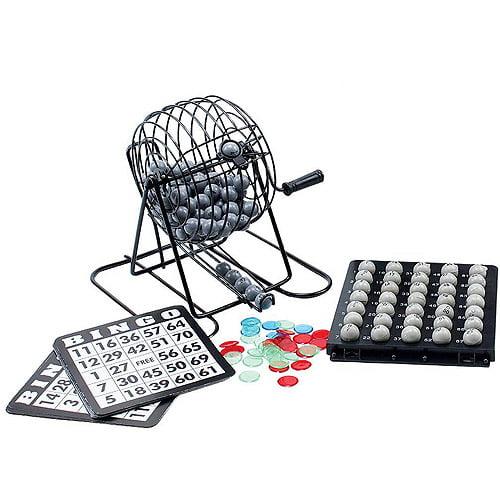 Classic Games Collection Travel Bingo Set