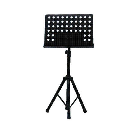 (Summit Lecterns Music Adjustable Height Speaker Stand)
