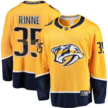 Pekka Rinne Nashville Predators NHL Fanatics Breakaway Home Jersey - image 2 of 2