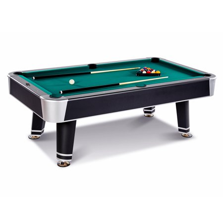 Lancaster 90 Inch Arcade Billiard Table With K 66 Bumper And Balls Included