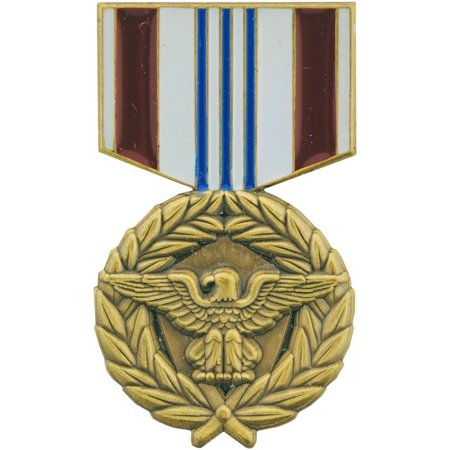 - Defense Meritorious Service Medal Pin 1 3/16