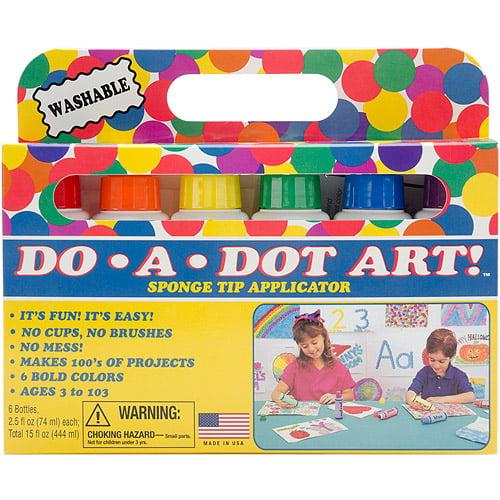Do-A-Dot Rainbow Art Set (Set of 6)