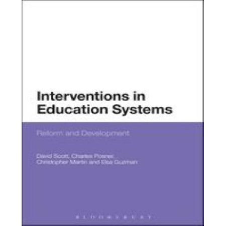 Interventions in Education Systems: Reform and Development - image 1 de 1