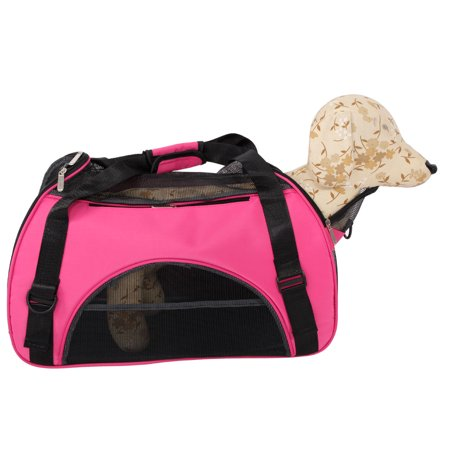 - Zimtown Pet Dog Nylon Handbag Carrier Travel Tote Bag Travel For Small Animals S/M/L
