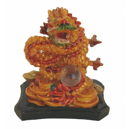 Chinese Zodiac Dragon Statue