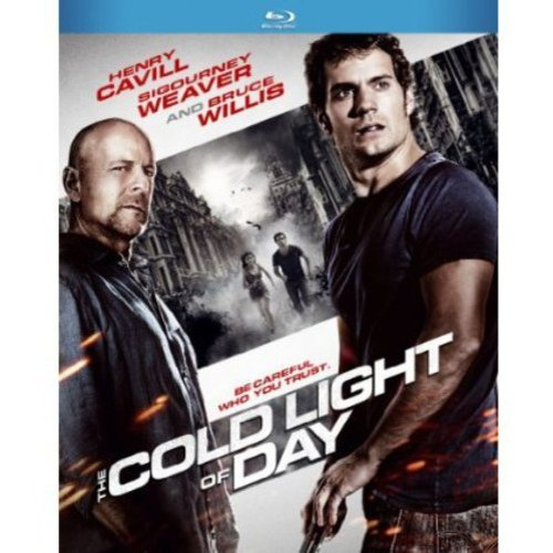 The Cold Light Of Day (Blu-ray) (With INSTAWATCH) (Widescreen)
