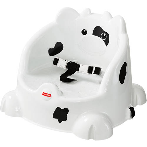 Fisher-Price Table Time Cow Booster