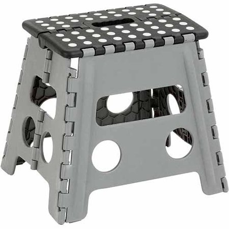 Honey Can Do Folding Step Stool With Anti Slip Surface