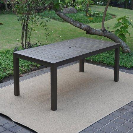 Sailendra Patio Rectangular Dining Table