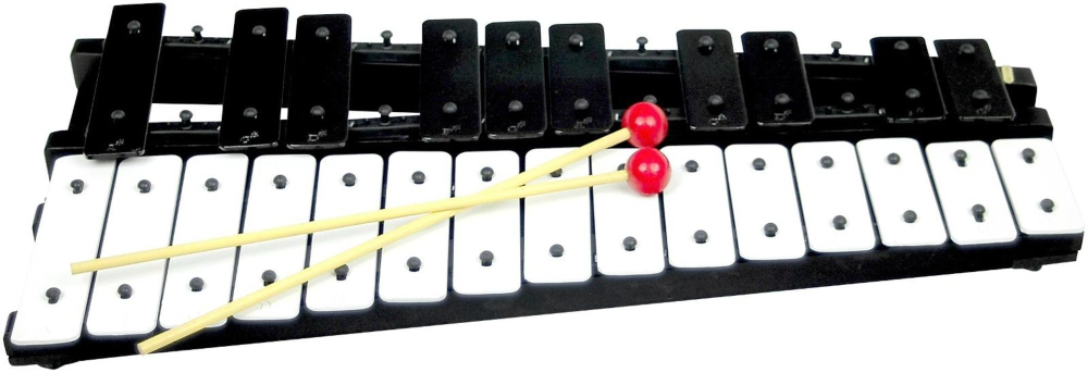 LMI 25-Note Chromatic Bell Set 25 Note Chromatic, A-A, Tr9001 by LMI