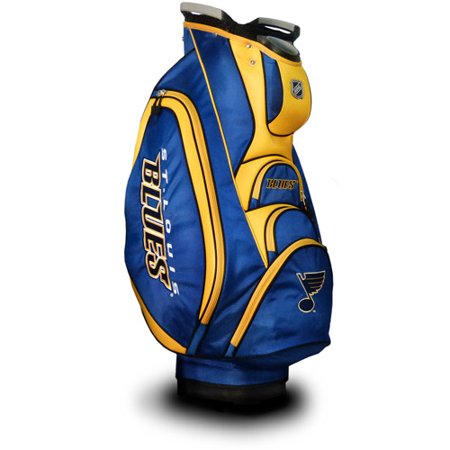 Team Golf NHL St. Louis Blues Victory Golf Cart Bag by
