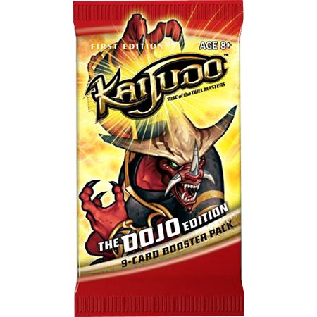 Duel Masters Booster Pack (Kaijudo Rise of the Duel Masters The Dojo Edition Booster Pack )