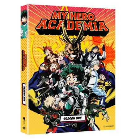 My Hero Academia Season One Walmart Exclusive