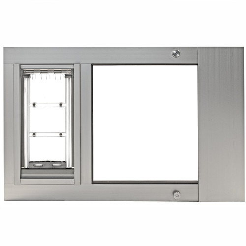 Endura Flap Pet Doors Endura Flap Thermo Sash 3E Pet Door   Walmart.com