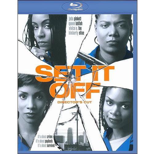 Set It Off (Director's Cut) (Blu-ray) (Widescreen)