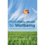 From Public Health to Wellbeing - eBook