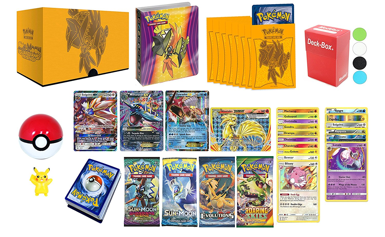 GX or BREAK 100 CARD LOT WORLD CHAMPIONSHIPS CARDS BONUS ULTRA EX POKEMON TCG